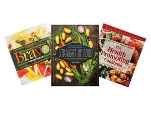 Health-Promoting Cookbook Package